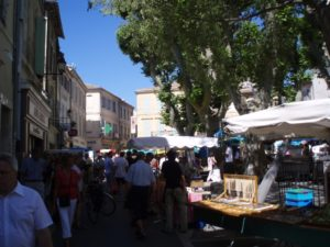 St Remy market compressed