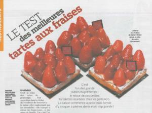Mulot Strawberries
