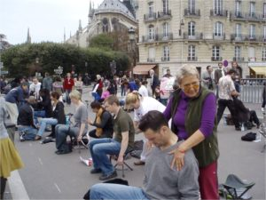 Paris massage school