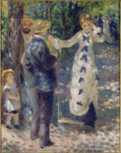 09.Pierre-Auguste Renoir_La balancoirecompressed