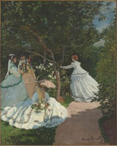 12.Monet_femmes au jardincompressed