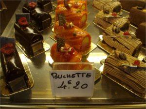Buchettes