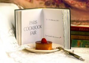 Paris Cookbook fair