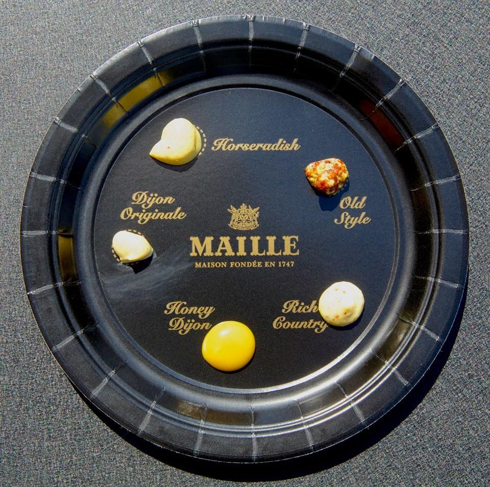 Maille Mustard Mobile_Dijon Tasting Palette